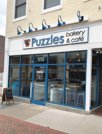 Puzzles Bakery & Cafe